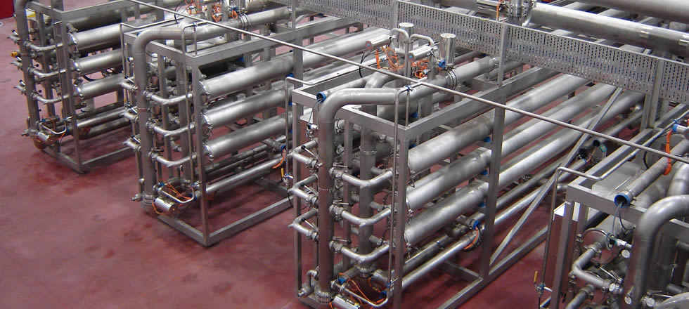Pentair X-Flow potable water production & wash water reuse with Xiga 40 and Aquaflex 40